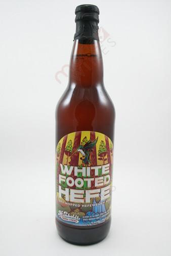 Humboldt White Footed Hefeweizen 22fl oz