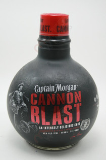 Captain Morgan Cannon Blast Rum 750ml