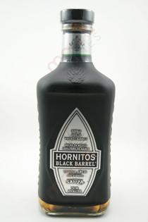 Hornitos Black Barrel Anejo Tequila 750ml