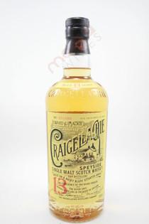 Craigellachie 13 Year Old Single Malt Scotch Whisky 750ml