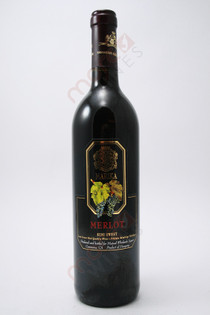 Marika Balatoni Semi Sweet Merlot 750ml