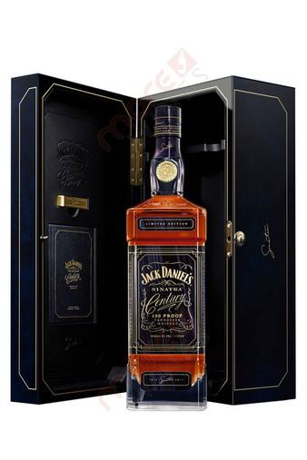 Jack Daniel's Sinatra Century With Box 1L