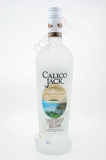 Calico Jack Chocolate Coconut Rum 750ml