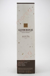 Glenmorangie 'Allta' Private Edition No 10 Single Malt Scotch Whisky 750ml