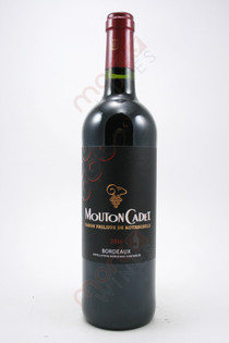 Baron Philippe de Rothschild Mouton Cadet Bordeaux 750ml