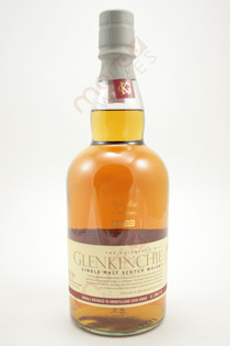 Glenkinchie Distillers Edition Double Matured Amontillado Sherry Cask Wood Single Malt Scotch Whisky 750ml
