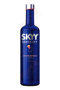 Skyy Barcraft Watermelon Fresca Vodka 750ml
