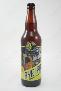 Black Market Brewing Rye IPA 22fl oz