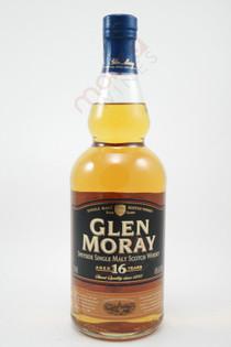 Glen Moray 16 Year Old Single Malt Scotch Whisky 750ml