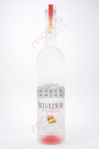 Belvedere Peach Nectar Vodka 750ml