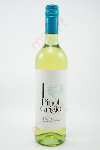 I Heart Pinot Grigio 750ml