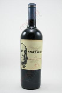 The Federalist Cabernet Sauvignon 2014 750ml