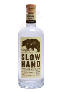 Greenbar SLOW HAND Organic White Whiskey 750ml