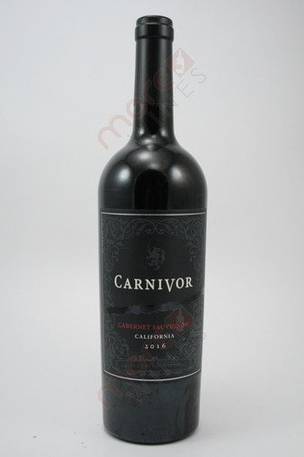 Carnivor Cabernet Sauvignon 750ml