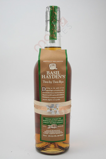 Basil Hayden's Two by Two Rye Whiskey 750ml