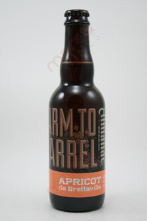 Almanac Farm To Barrel Apricot De Brettaville 375ml