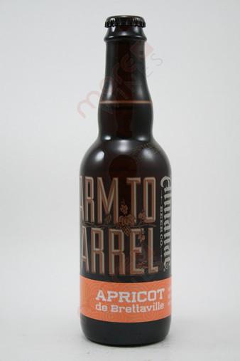 Almanac Farm To Barrel Apricot De Brettaville 375ml