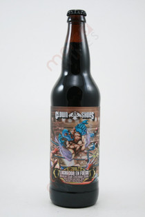 Clown Shoes Luchador En Fuego Mexican-Style Chocolate Stout 22fl oz
