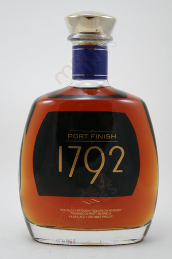 1792 Port Finish Kentucky Straight Bourbon Whiskey 750ml