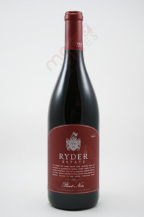 Ryder Estate Pinot Noir 2013 750ml