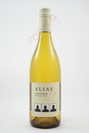 Alias Wines Chardonnay 2014 750ml