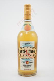 Deep Eddy Peach Flavored Vodka 750ml
