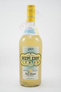 Deep Eddy Lemon Flavored Vodka 750ml