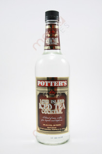 Potter's Long Island Iced Tea 750ml