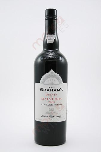 Graham's Quinta dos Malvedos Vintage Port 2009 750ml