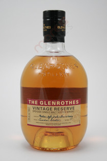 The Glenrothes Vintage Reserve Single Malt Scotch Whisky 750ml