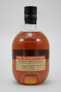 The Glenrothes Sherry Cask Reserve Single Malt Scotch Whisky 750ml