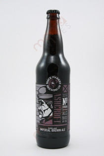 Black Market Ashcroft Imperial Brown Ale 22fl oz