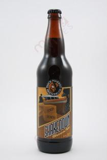 Black Market Brewing Co. Shakedown Brown Ale 22fl oz