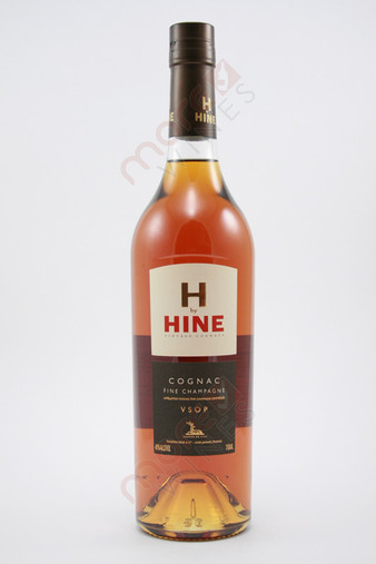 H by Hine V.S.O.P. Petite Champagne Cognac 750ml