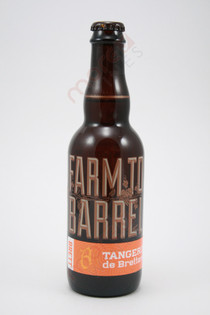 Almanac Farm To Barrel Tangerine De Brettaville 375ml