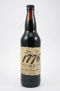James E. Pepper 1776 Brown Ale 22fl oz