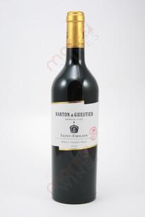 Barton & Guestier Saint-Emilion 2014 750ml