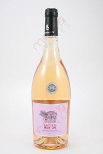 La Villa Barton Cotes De Provence rose 2014 750ml