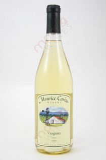 Maurice Carrie Viognier 2014 750ml