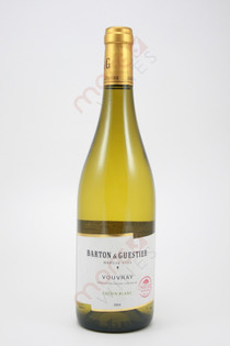 Barton & Guestier Vouvray Chenin Blanc 2014 750ml