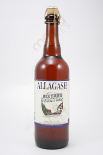 Allagash Sixteen Counties Sour Ale 750ml