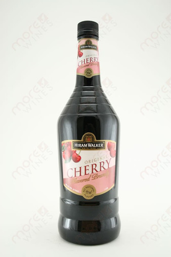 Hiram Walker Cherry Flavored Brandy 1L