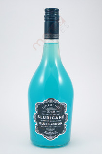 Category Five E-40 Sluricane Blue Lagoon 750ml