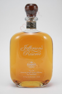 Jefferson's Reserve Very Old Kentucky Straight Bourbon Whiskey 750ml