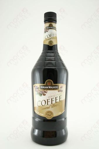 Hiram Walker Coffee Flavored Brandy 1L