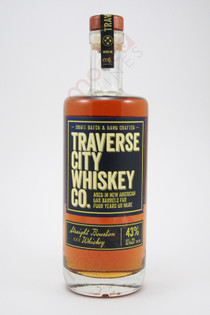 Traverse City Whiskey Co. XXX 4 Year Old Straight Bourbon Whisky 750ml