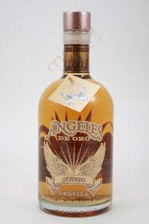 Angeles de Oro Tequila Anejo 750ml