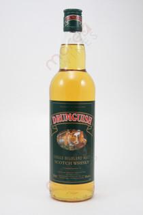 Drumguish Single Malt Scotch Whisky 750ml
