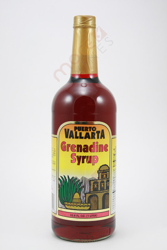 Puerto Vallarta Grenadine Syrup 1L