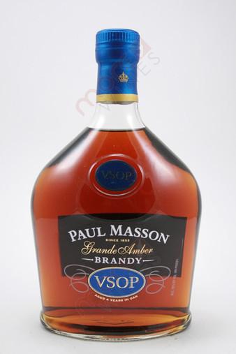 Paul Masson Grande Amber VSOP Brandy 750ml